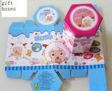 Caisse d'emballage de couleur de jouet