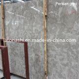 Marmo naturale grigio persiano della lastra