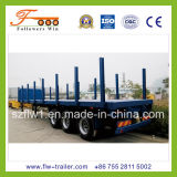 3axle Timber Transport Semitrailer