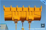 Chargeur de levage du chargeur de pelle à frontal de la Chine 5t 650