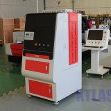 preço da máquina de estaca do laser da fibra do aço 500W inoxidável