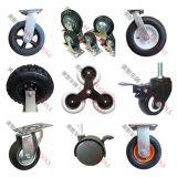 Wielen van uitstekende kwaliteit van de Gietmachine van pvc van pp de Nylon