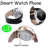 マルチ機能(L3)の最も新しい防水スマートな腕時計の電話