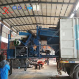 Patent를 가진 Shandong Mobile Alluvial Gold Mining Vehicle