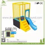 In hohem Grade Sicherheits-Kind-Minitrampoline-Zone mit Plättchen