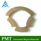 N45m de Permanente Magneet van het Segment van de Boog met Materiaal NdFeB