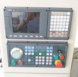 Гидровлический тип машина цыпленка Lathe точности CNC горизонтальная поворачивая