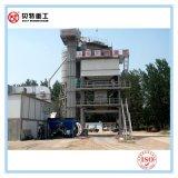 Pianta calda dell'asfalto della miscela dei 120 t/h con il silo Strato-Serrato