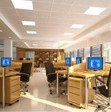 IP67 bianco caldo di alluminio dell'indicatore luminoso di comitato del soffitto impermeabile quadrato LED