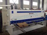 Máquina de corte hidráulica do metal de folha QC11y-6*2500