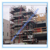 Safe SGS Aprovado Steel Kwikstage Andaimes para Construção