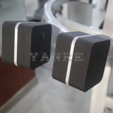 China Team Olímpico Proveedor hombro Sentado Prensa Gym Equipment / Equipo de la aptitud con 15 patentes