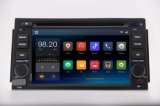 Reproductor de DVD del coche Android5.1/7.1 para Hyundai Azera