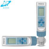 Contadores Handheld disueltos agua del ozono del contador O3 de Doz-30 Digitaces