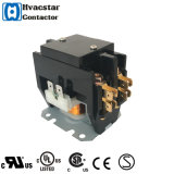 Verkaufender elektrischer magnetischer DP-Spitzenkontaktgeber des Kontaktgeber-2 Pole-30A-24V