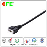 USB 자석 케이블 연결관을 비용을 부과하는 4pin