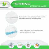 Protección de la mancha de óxido y protector impermeable del colchón de la alta calidad