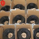 Outdoor Single Jacket Unshielded 25-Pair Networking Ethernet Cable Hsyv3