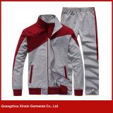 Fábrica impressa costume do fato de desporto da alta qualidade em Guangzhou China (T29)