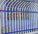 Rete fissa saldata del cortile della rete fissa del ferro saldato della rete fissa del giardino della punta della lancia