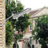 2 Jahre Straßenlaterne-des Garantie-im Freien hohes Lumen-Aluminium-30W-50W LED