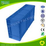 Casse di plastica di memoria di buona qualità per il magazzino e la logistica