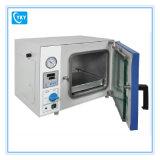 Horno termostático eléctrico superior del secado al vacío del grado 53L/horno del laboratorio
