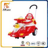 Carro do balanço do brinquedo dos miúdos dos produtos da fábrica com venda por atacado da cesta