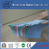 tissu non-tissé de 805viscose+20% Ployester Spunlace pour le tissu de chiffon