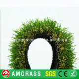 庭のテラスの学校および遊び場のための低価格の紫外線安定させた美化の人工的な草