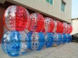 Bille de butoir gonflable de jeu de copain de billes de corps de Zorb de bille de butoir gonflable de sumo