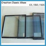 10mm+12A+10mmの低いE安全によって和らげられる絶縁されたガラス薄板にされたガラスの製造業者
