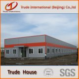 강철 Frame Mobile 또는 Modular/Prefab/Prefabricated Steel Warehouse