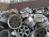 El aluminio desecha el contenido del Al del 98%