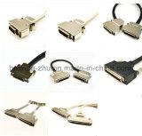 Cabo de Comunicação de Alta Qualidade SCSI Mdr Camera Link