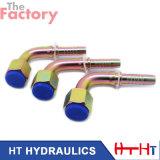 L'usine a personnalisé le meilleur vendant l'ajustage de précision de tube hydraulique modifié de boyau (27891)