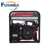 Générateur portatif de Westinghouse avec des sorties de GFCI - 5500 watts courants et 6750 watts commençants - alimentées au gaz - carburateur conforme