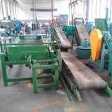 Tire residuo Recycling Powder Line Recycled a Rubber Powder