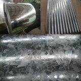 Gegalvaniseerde Staalplaten/GolfMateriaal 0.14mm van het Dakwerk van China van Bladen