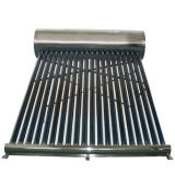 Bobina de cobre aquecedor de Câmbio aquecedor solar de água com tanque Assistant