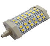 15W R7s de Schijnwerper van LED aan Replace Halide Lamp (5050 72PCS LED 189mm)