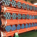 API 5L Psl1 Psl2 Sch40, Sch80, tubos de acero del Std ERW/tubos