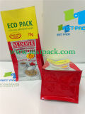 Caixa Bag/Flat Bottom Bag para Sugar/Foil Packaging Bag