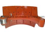 벤즈 또는 Man 무겁 의무를 위해 Casting Brake Shoe OEM 81.50201.6184/81.50201.6075/81502016184/81502016075
