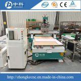 Маршрутизатор CNC Atc 3 головок просто деревянный высекая