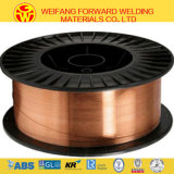 1.2mm 15kg/Spool Sg2 Er70s-6 CO2 Schweißens-Draht-Schweißens-Produkt für Schweißen