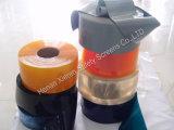 Tende di plastica grige solide della striscia