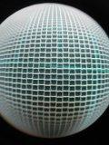 Schermo di alluminio della mosca