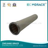 De industriële Zak van de Filter van de Collector van het Stof van de Polyester van het Cement Installatie Geslagen Naald Gevoelde