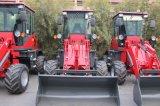 Boîte de vitesses hydraulique chargeur de roue de 1 tonne pour le matériel de construction Zl10